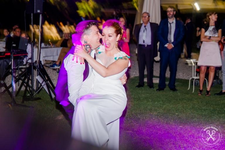 Matrimonio White Frame Verona