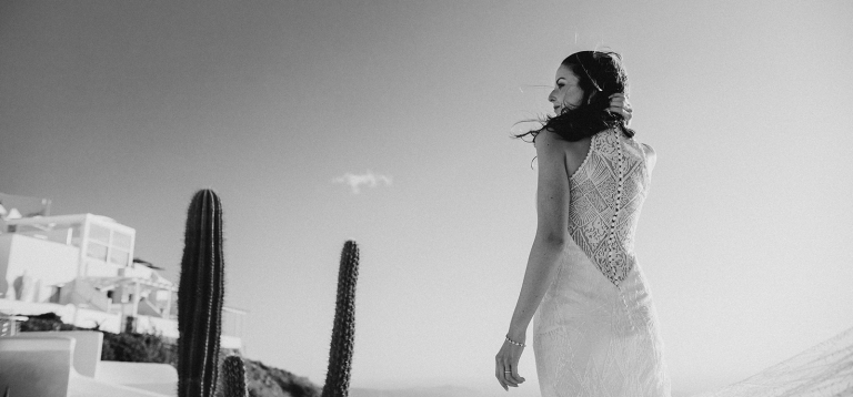 white-frame- santorini wedding photographer