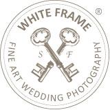 fotografo matrimonio white frame